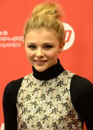 Chloe Moretz: 2014 Sundance Film Festival -11