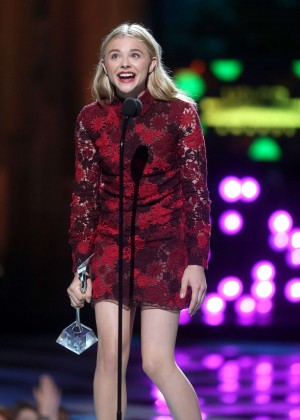 Chloe Moretz - 2014 Young Hollywood Awards in LA