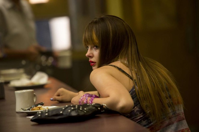 "Chloe Moretz at ""The Equalizer"" Movie Photos"