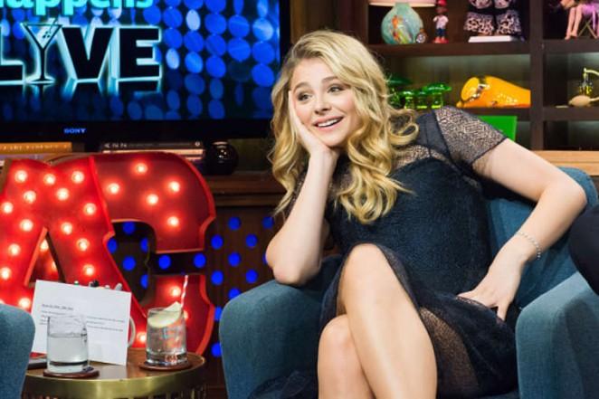 Chloe Moretz - Watch What Happens Live Season 11 in New York
