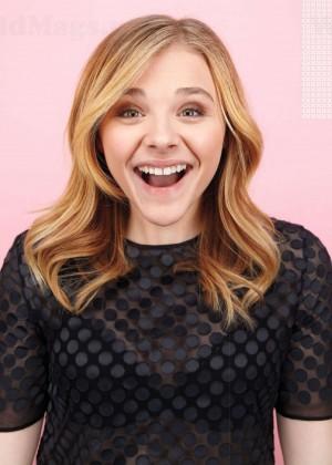 Chloe Moretz - Entertainment Weekly Magazine (August 2014)