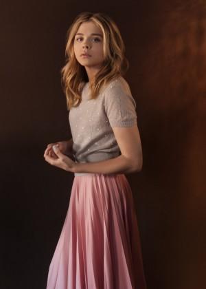 Chloe Moretz - Fabrice Dall'Anese Photoshoot 2014