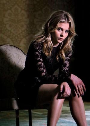 Chloe Moretz - LA Times Photoshoot 2014