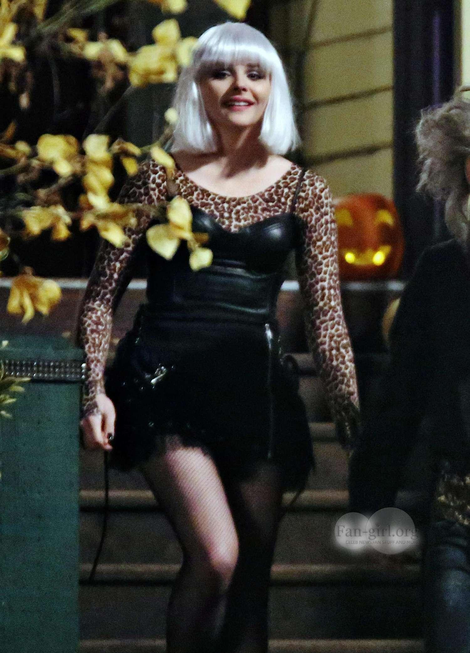 Chloe Moretz - Filming If I Stay -09 - GotCeleb