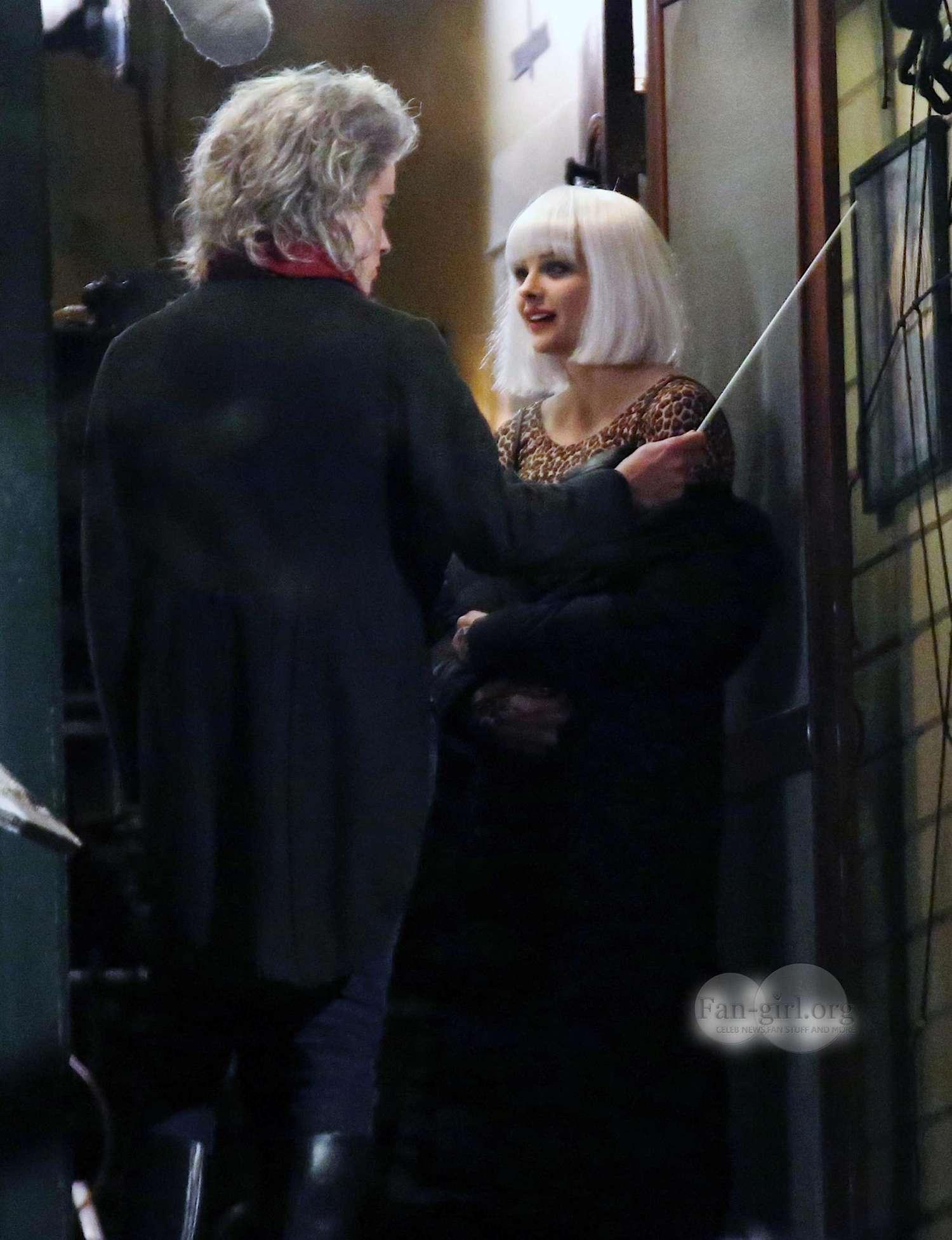 Chloe Moretz - Filming If I Stay -12 - GotCeleb