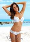 Chrissy Teigen 2013 Beach Bunny Bikini Photoshoot  -05