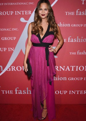 Chrissy Teigen - 31st Annual FGI Night of Stars in NYC