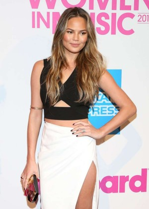 Chrissy Teigen - Billboard Women In Music Luncheon 2014 in NYC