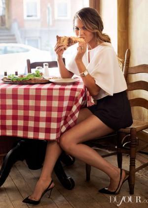 Chrissy Teigen - DuJour Magazine (Fall 2014)