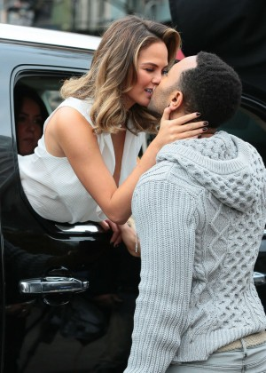 Chrissy Teigen: Photoshoot in NY -02