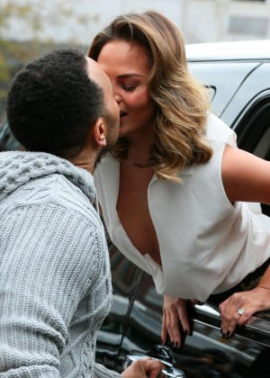 Chrissy Teigen: Photoshoot in NY -03