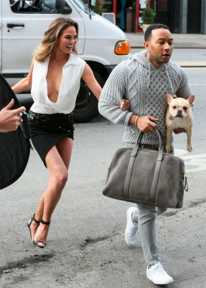 Chrissy Teigen: Photoshoot in NY -05