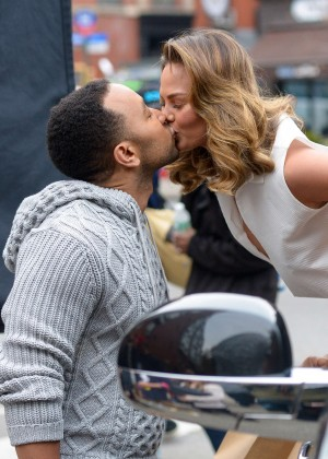 Chrissy Teigen: Photoshoot in NY -12