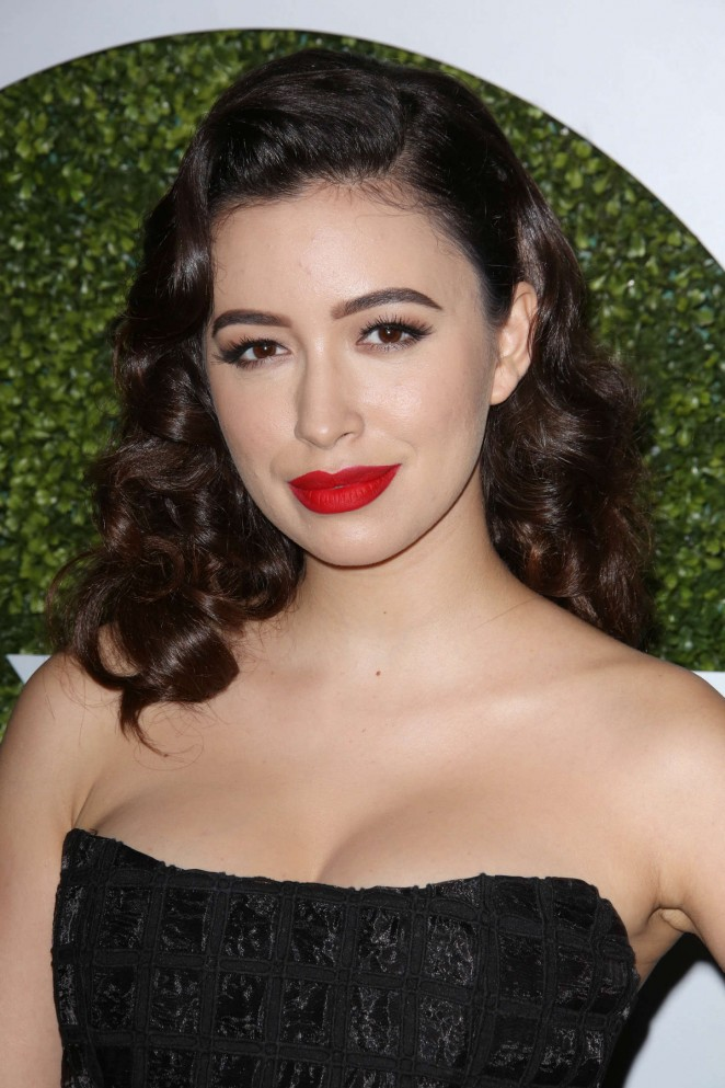 Christian Serratos - 2014 GQ Men Of The Year Party in LA