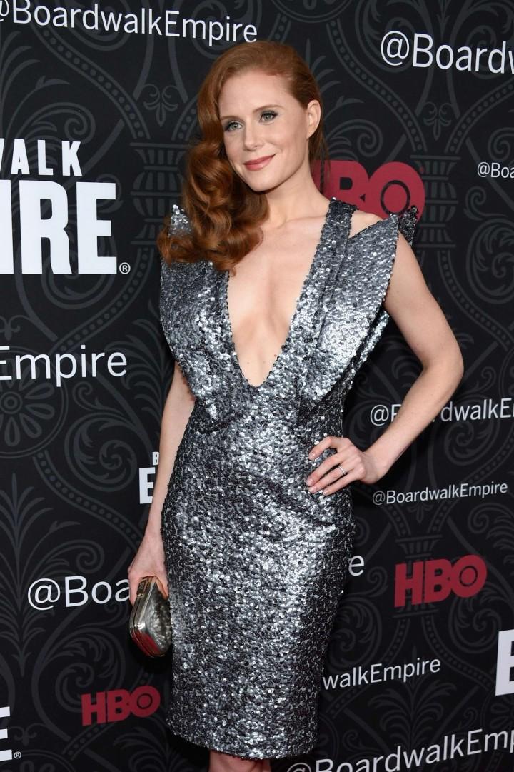 "Christiane Seidel - ""Boardwalk Empire"" Season 5 Premiere in NYC"
