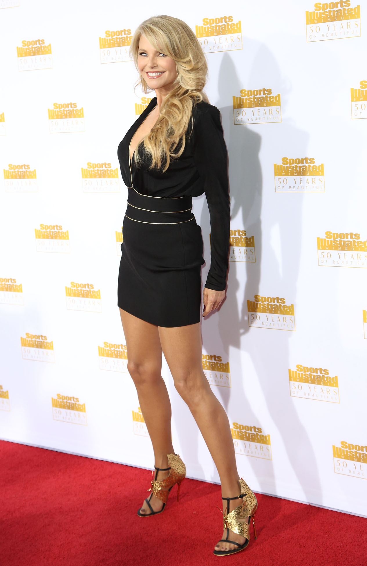 christie brinkley diet