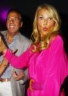 Christie Brinkley: 2013 Ellens Run Pink Apron Party -01