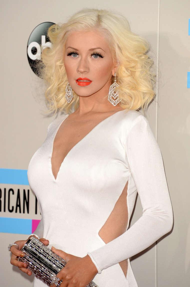 Christina Aguilera AMA 2013