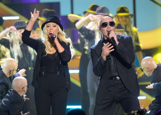 Christina Aguilera – 2013 Kids Choice Awards -08