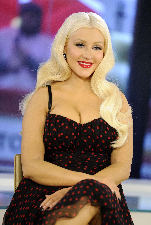 Christina Aguilera-07 ... Christina Aguilera