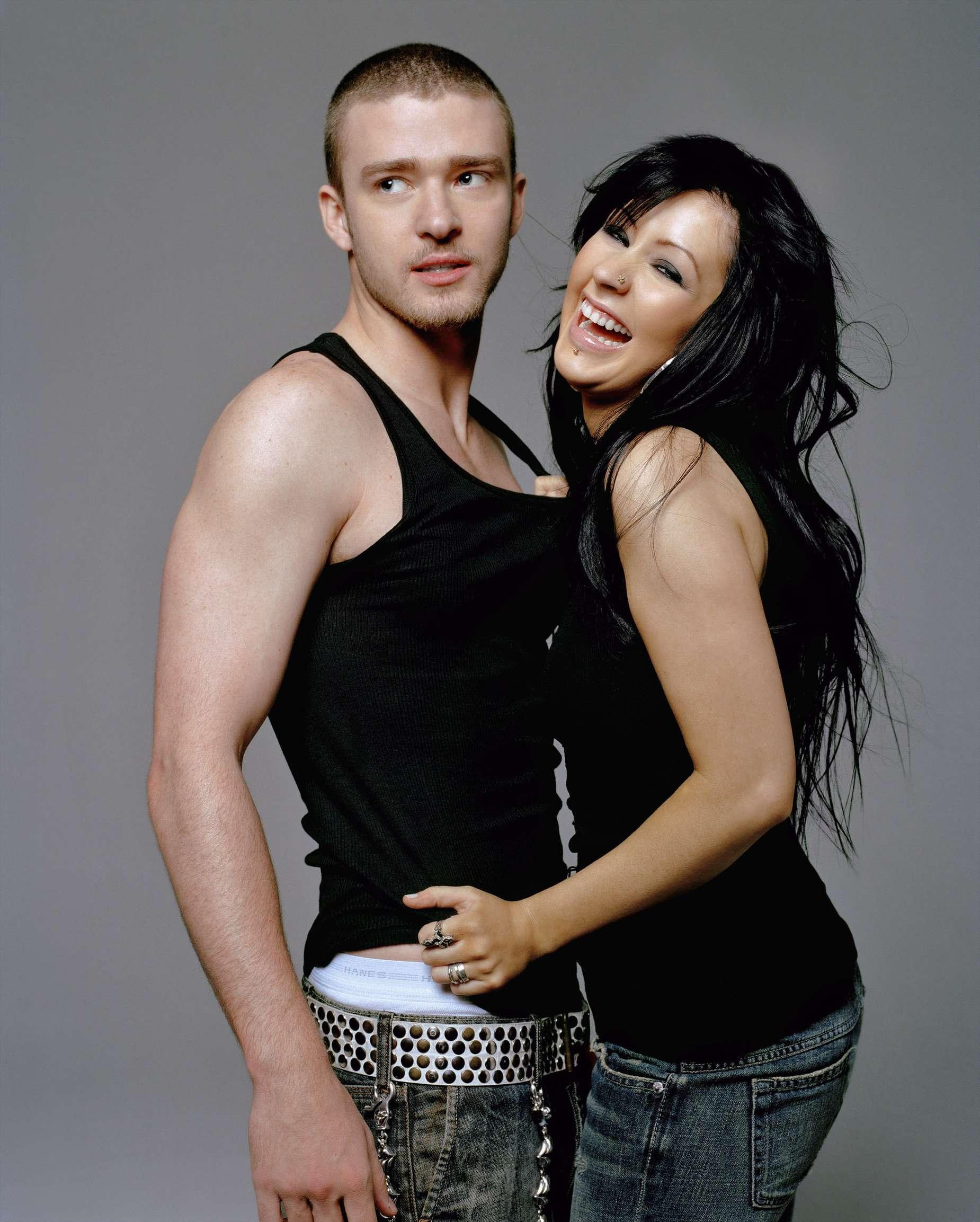 Christina Aguilera and...