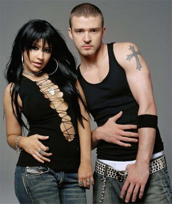 Christina Aguilera and Justin Timberlake - Rolling Stone Magazine -05