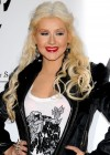 Christina Aguilera - Candids at The Elder Scrolls V party in LA-09