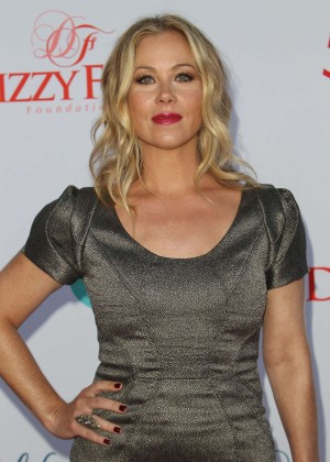 Christina Applegate at 2014 Dizzy Feet Foundation's Celebration Of Dance Gala