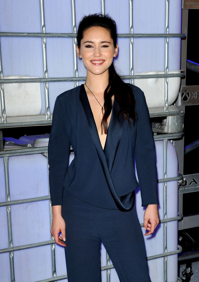 Christina Chong - HaloFest 'Halo: The Master Chief Collection' Launch Event in Hollywood