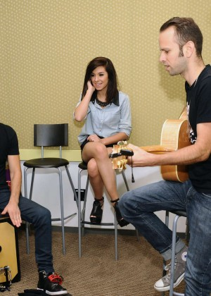 Christina Grimmie at Radio Disney -01