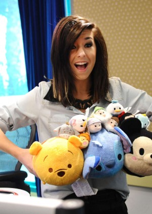 Christina Grimmie at Radio Disney -07