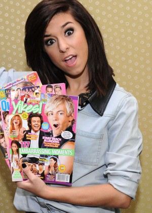 Christina Grimmie at Radio Disney -09