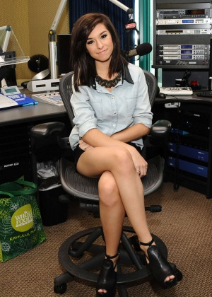 Christina Grimmie at Radio Disney -14
