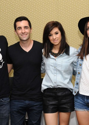 Christina Grimmie at Radio Disney -15