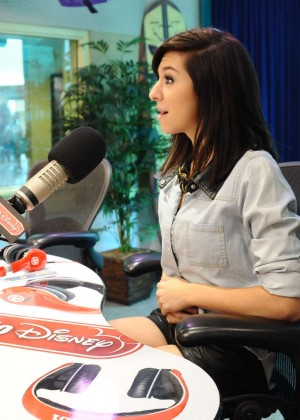 Christina Grimmie at Radio Disney -19