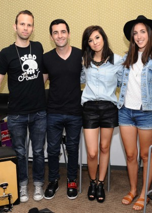 Christina Grimmie at Radio Disney -21