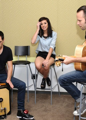 Christina Grimmie at Radio Disney -24