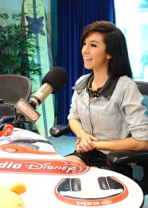 Christina Grimmie at Radio Disney -25