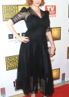 Christina Hendricks - In long black fress at 2012 The 2nd Annual Critics' Choice Television Awards
