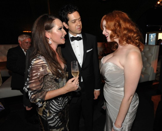 Christina Hendricks – Emmy 2012-01