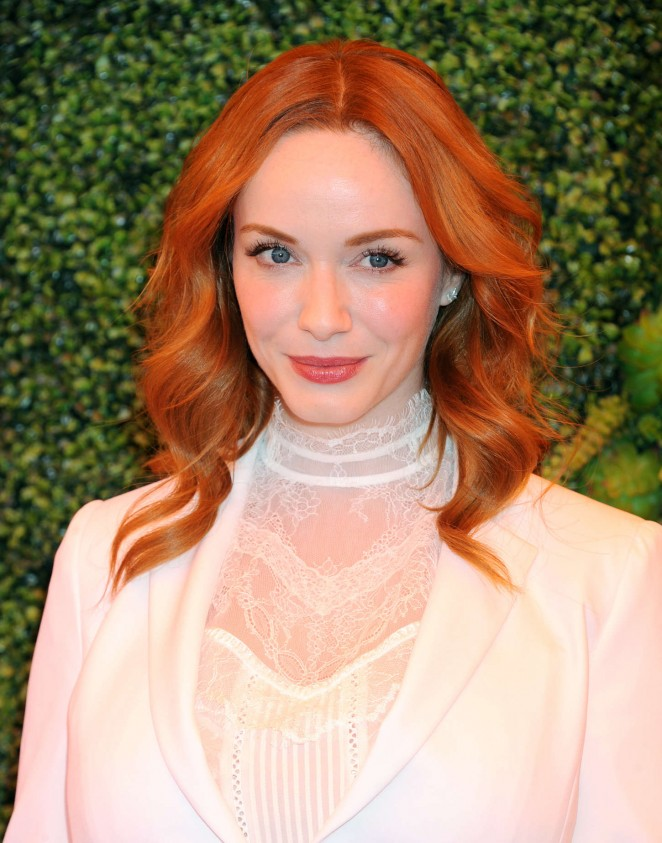 Christina Hendricks - 5th Annual Veuve Clicquot Polo Classic in Pacific Palisades