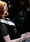 Christina Hendricks Cleavage-10