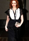 Christina Hendricks Cleavage-16