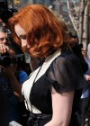 Christina Hendricks Cleavage-17