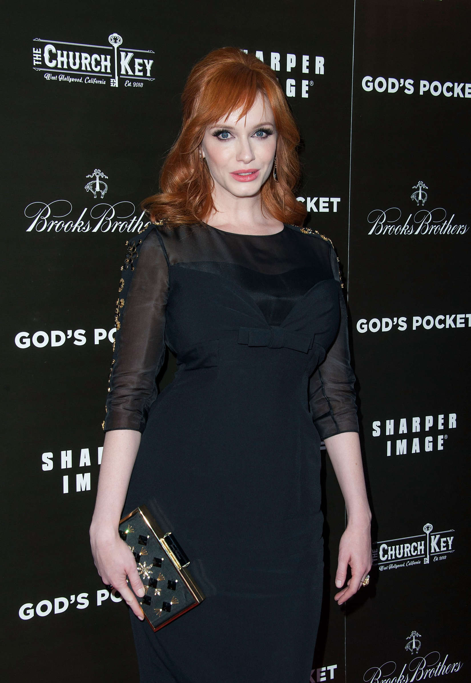 Christina Hendricks: Gods Pocket Premiere -06