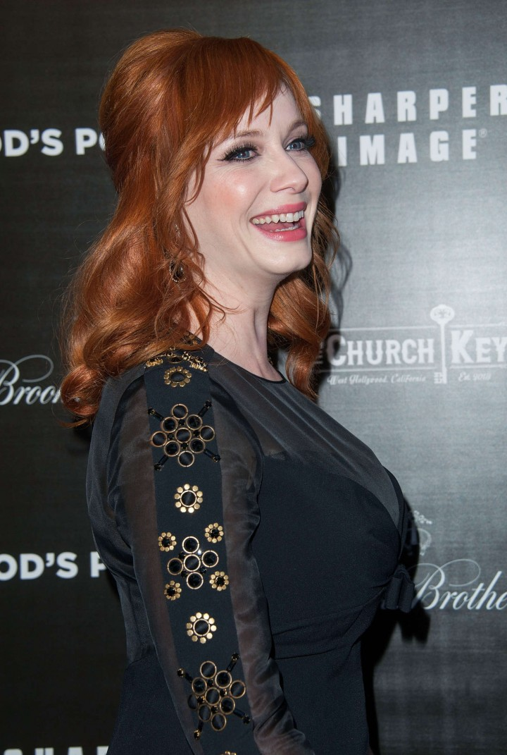 Christina Hendricks: Gods Pocket Premiere -08
