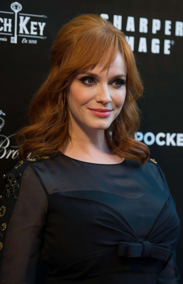 Christina Hendricks: Gods Pocket Premiere -11