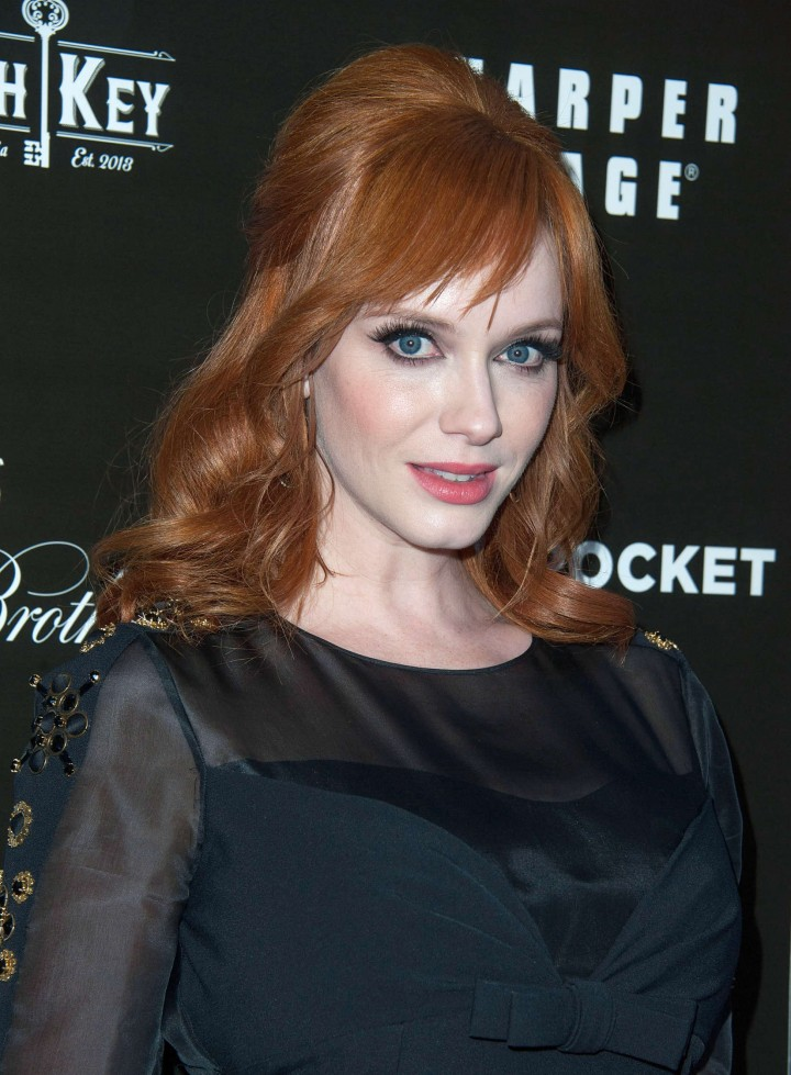 Christina Hendricks: Gods Pocket Premiere -12