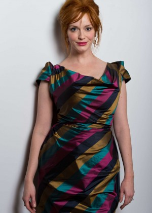 Christina Hendricks - God's Pocket Photocall in London