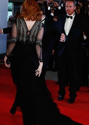 Christina Hendricks: Cannes 2014 -01